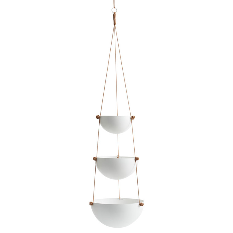 OYOY Pif Paf Puf Hanging Storage White