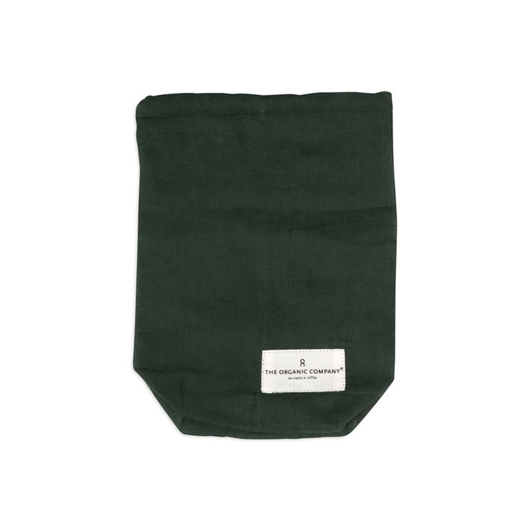 The Organic Company Food Bag Dark Green Small