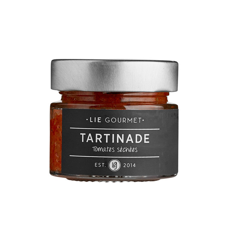 Lie Gourmet Soltørret Tomat Tapenade