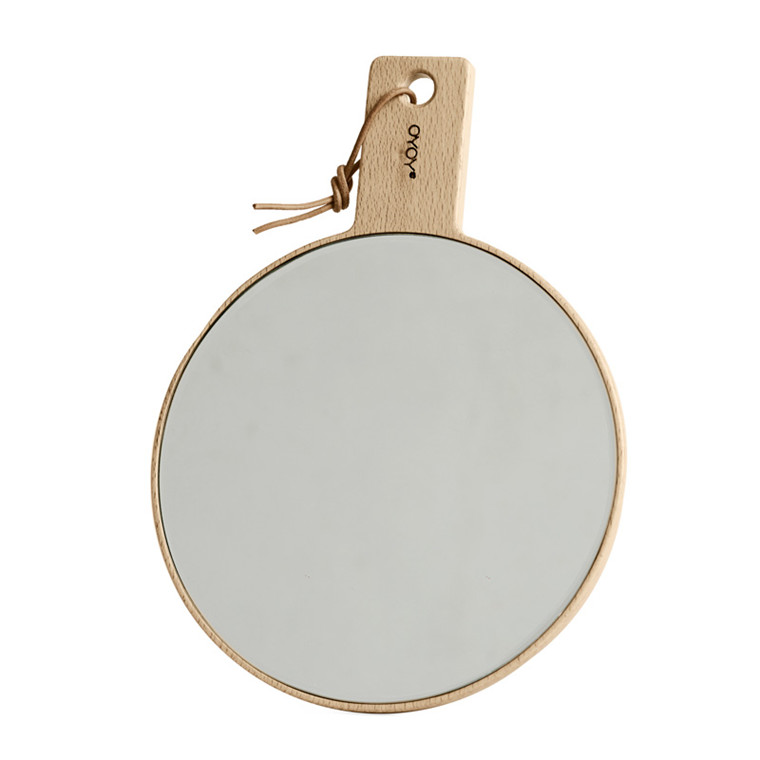 OYOY Ping Pong Mirror Naturel