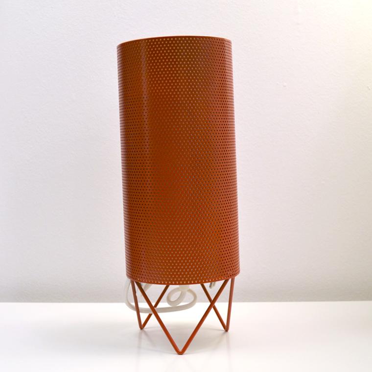 Gubi Pedrera H2O Bordlampe Rød Udstillingsmodel