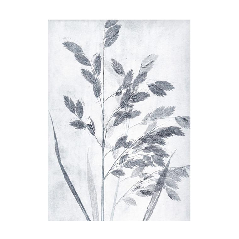 Pernille Folcarelli Grass Dusty Blue Postkort