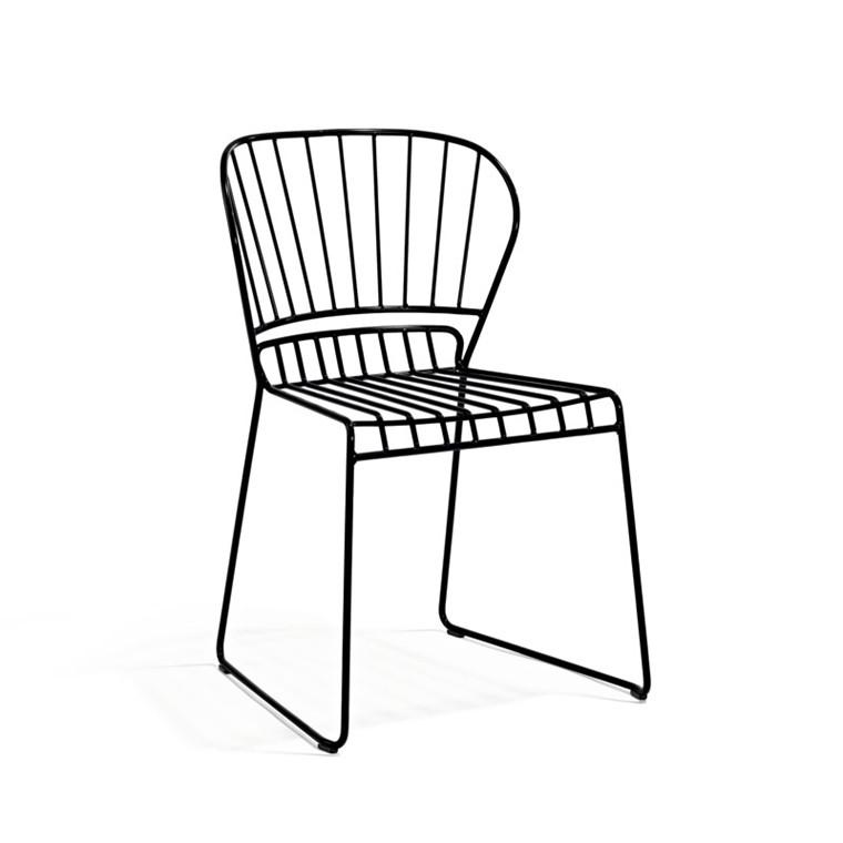 Skargaarden Resö Chair Black