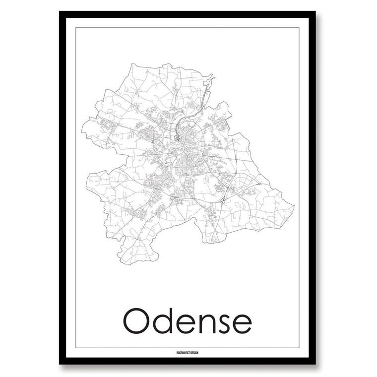 Rosenkvist Design Odense Plakat