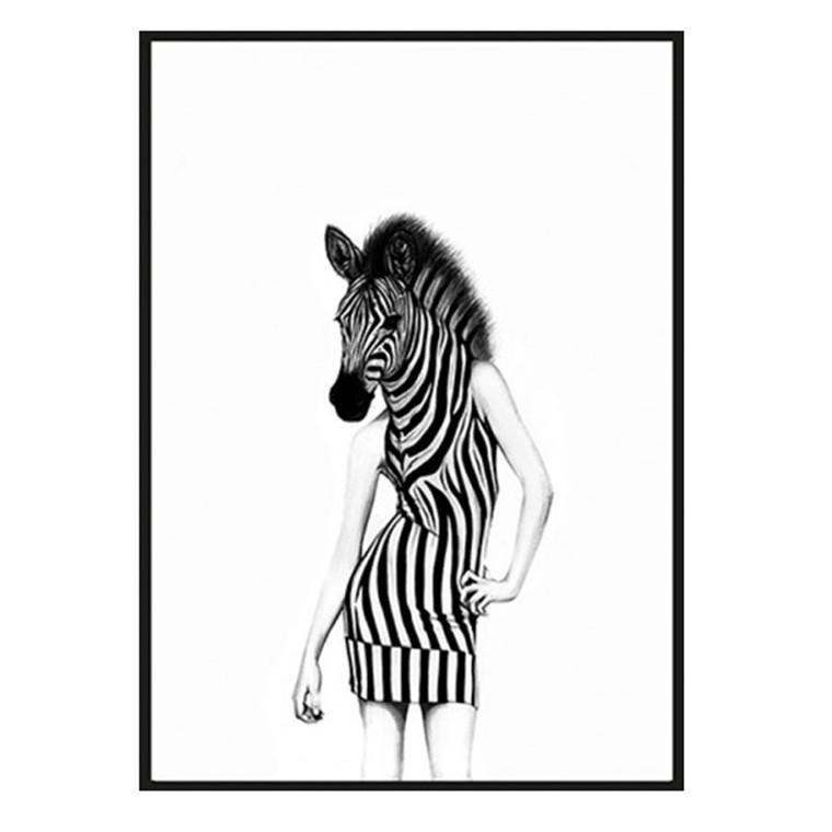Sanna Wieslander Party Animal Postkort