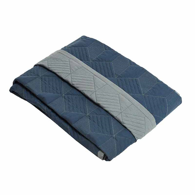 Semibasic COVER Bedspread Blue