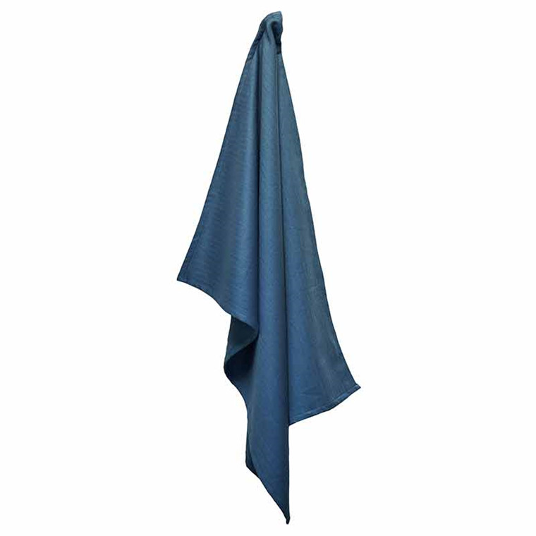 Semibasic DRY Tea Towel Dusty Blue
