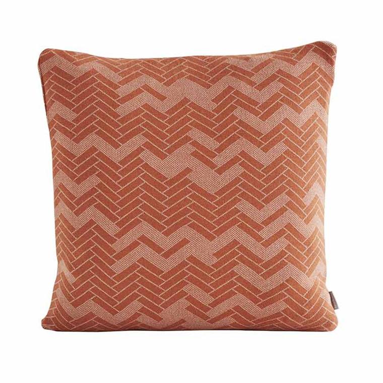 Semibasic STILL Floor Cushion Amber 50 x 50