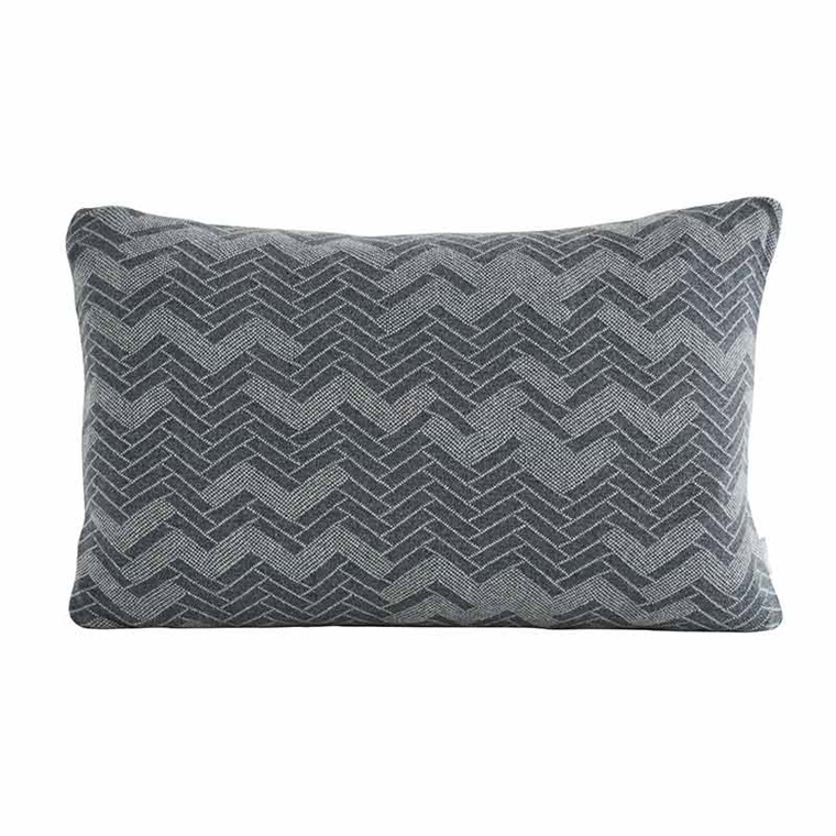 Semibasic STILL Floor Cushion Grey 40 x 60
