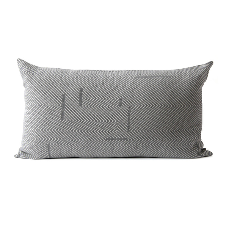 Semibasic REST Hotel Kintsugi Cushion Grey
