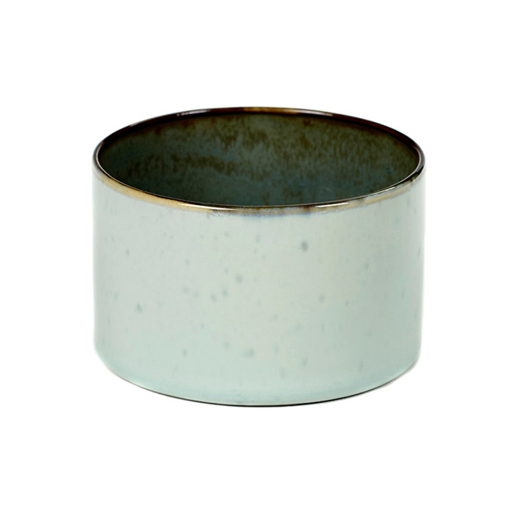 Serax Goblet Cylinder Low Light Blue/Smokey Blue