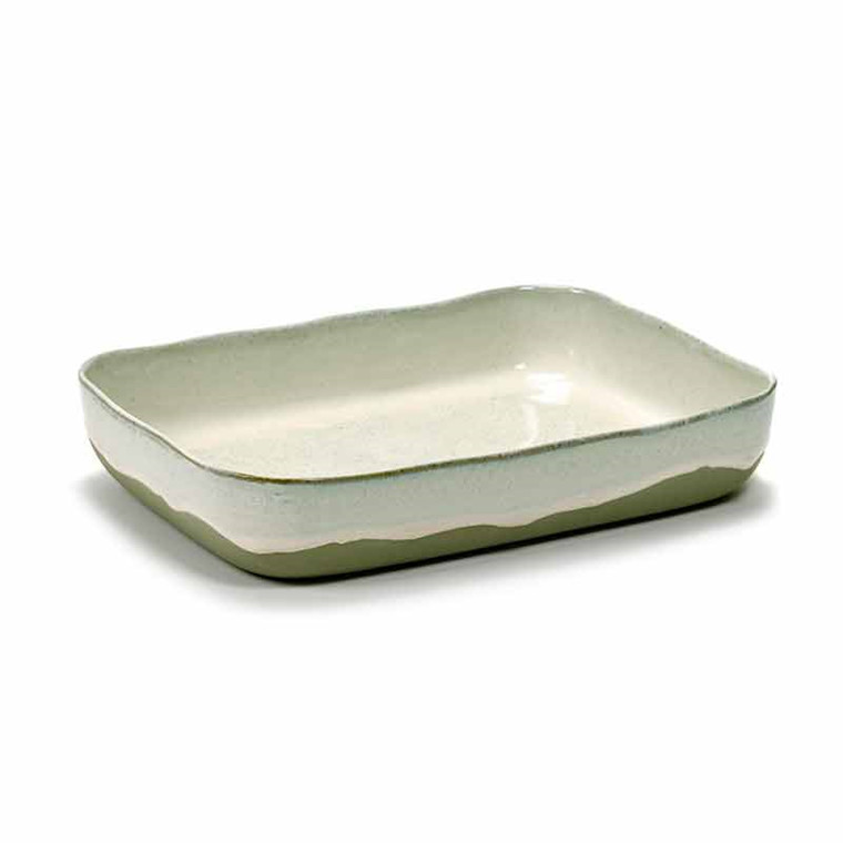 Serax Merci Oven Dish No. 10 Off White