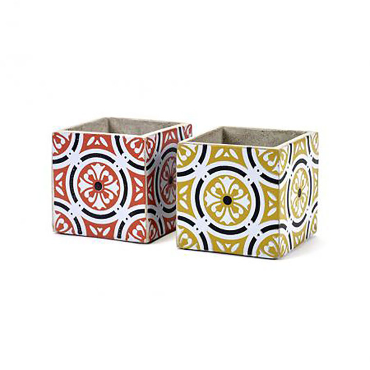 Serax Pot Marie Vintage Tile S