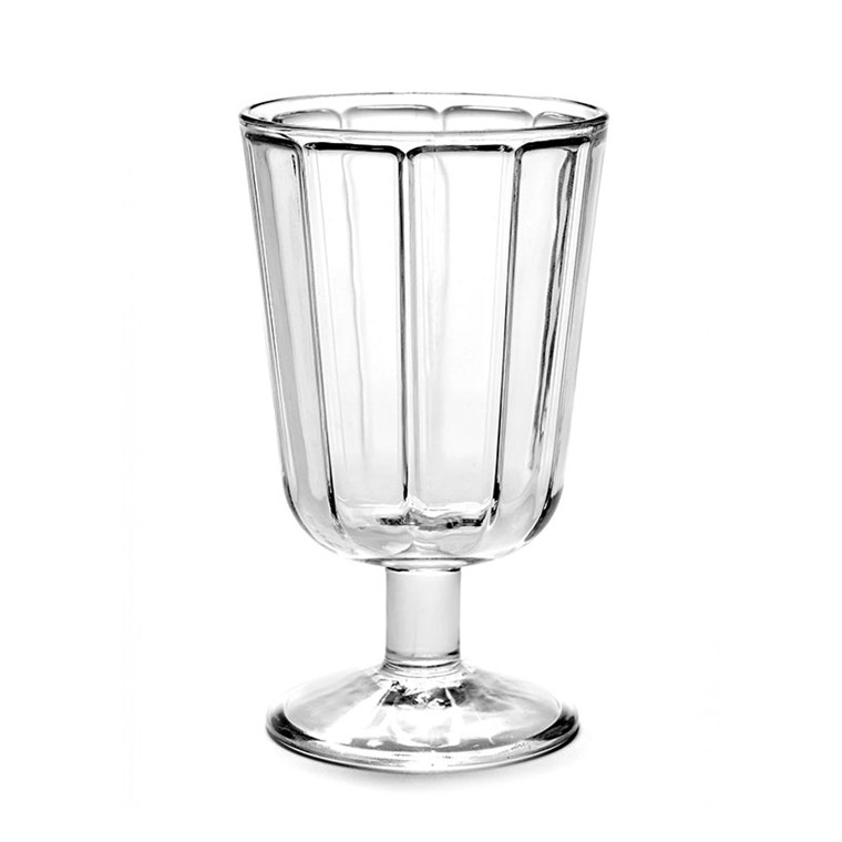 Serax Surface Red Wine Glass