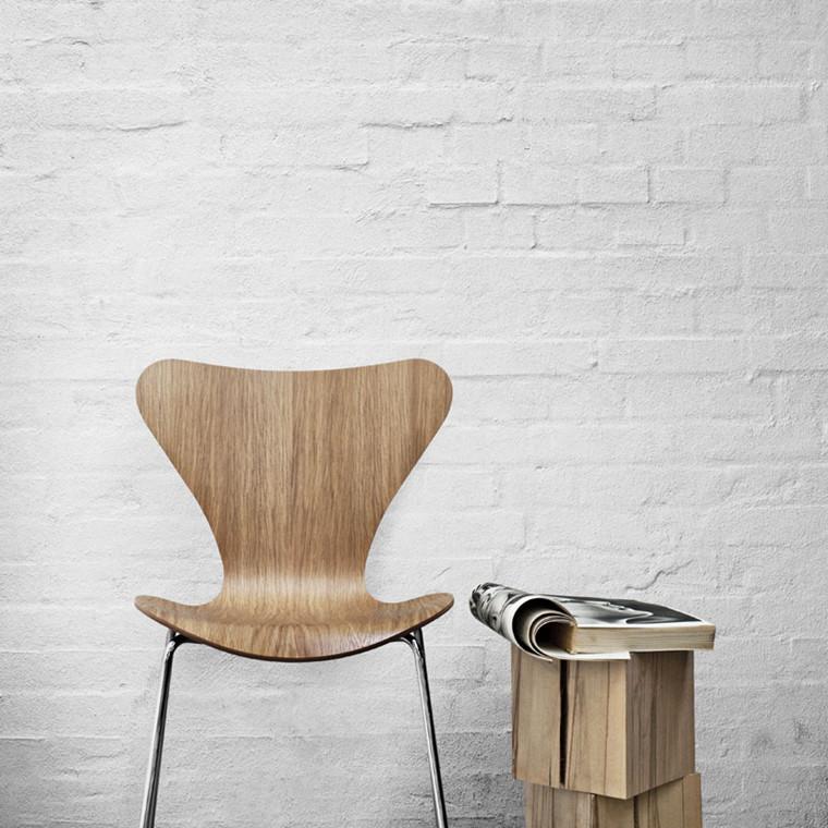 Fritz Hansen 3107 Serie 7 Spisebordsstol