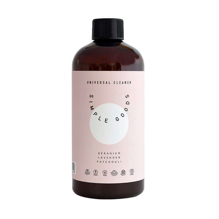 Simple Goods Universal Cleaner Geranium