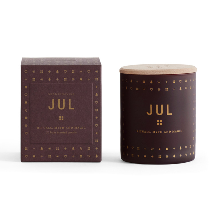 SKANDINAVISK Jul Scented Candle