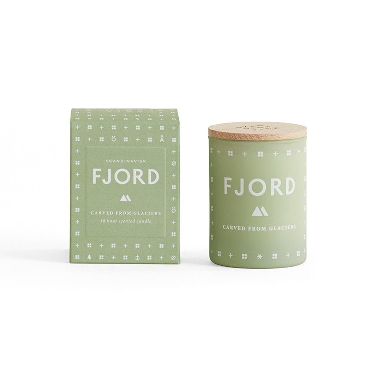 SKANDINAVISK Fjord Scented Candle Mini