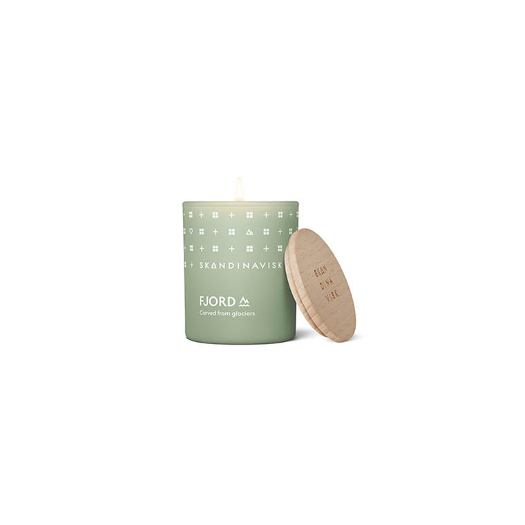 SKANDINAVISK Fjord Scented Candle Small