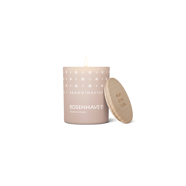 SKANDINAVISK Rosenhave Scented Candle Small
