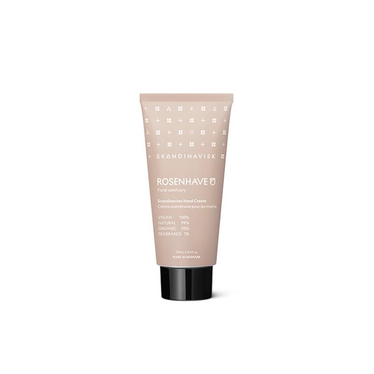 SKANDINAVISK Rosenhave Organic Hand Cream