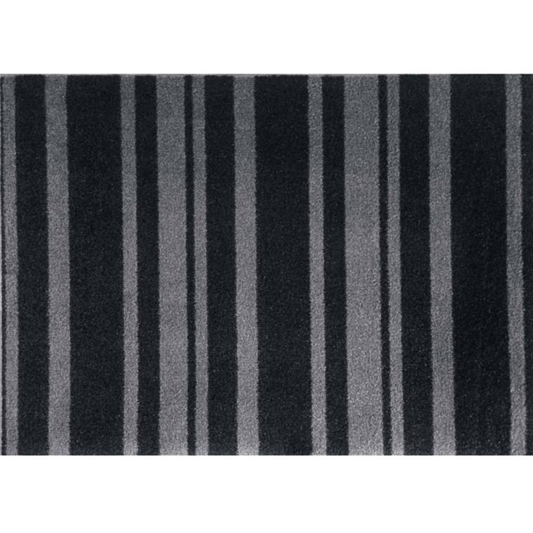 Skriver Collection Trendmat Delux Black Stripe