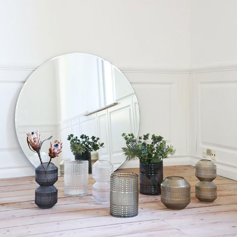Specktrum Roaring Vase Stacked Grey