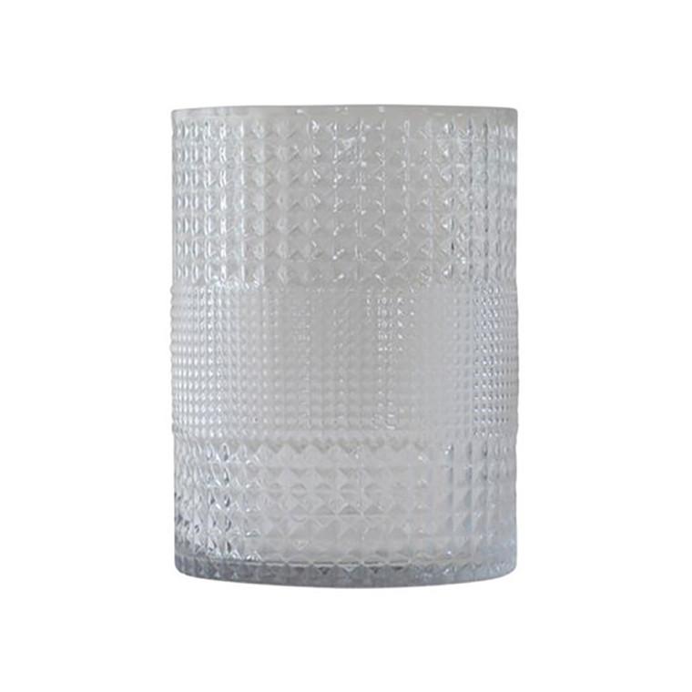 Specktrum Roaring Vase Cylinder Clear