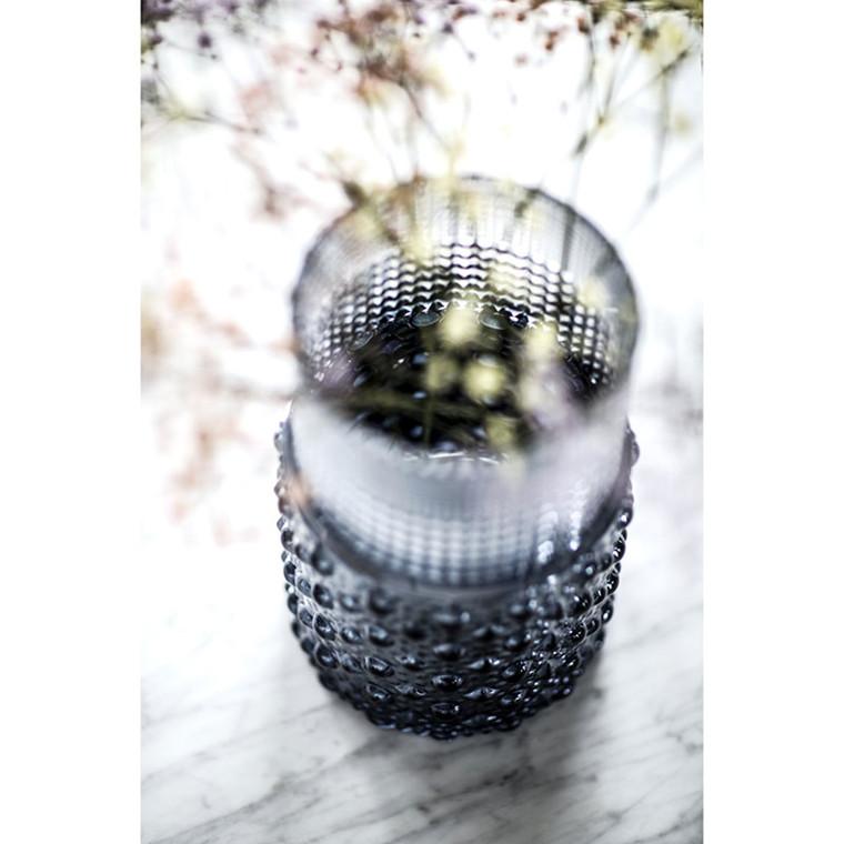 Specktrum Scarlett Vase Grey/Black