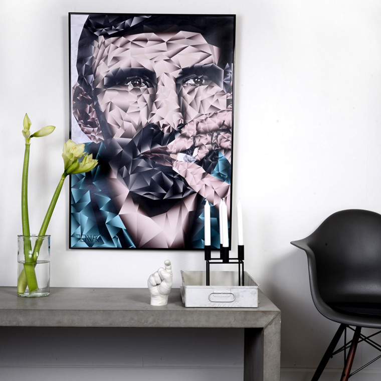 Tenna Kramer Design 1001 Plakat