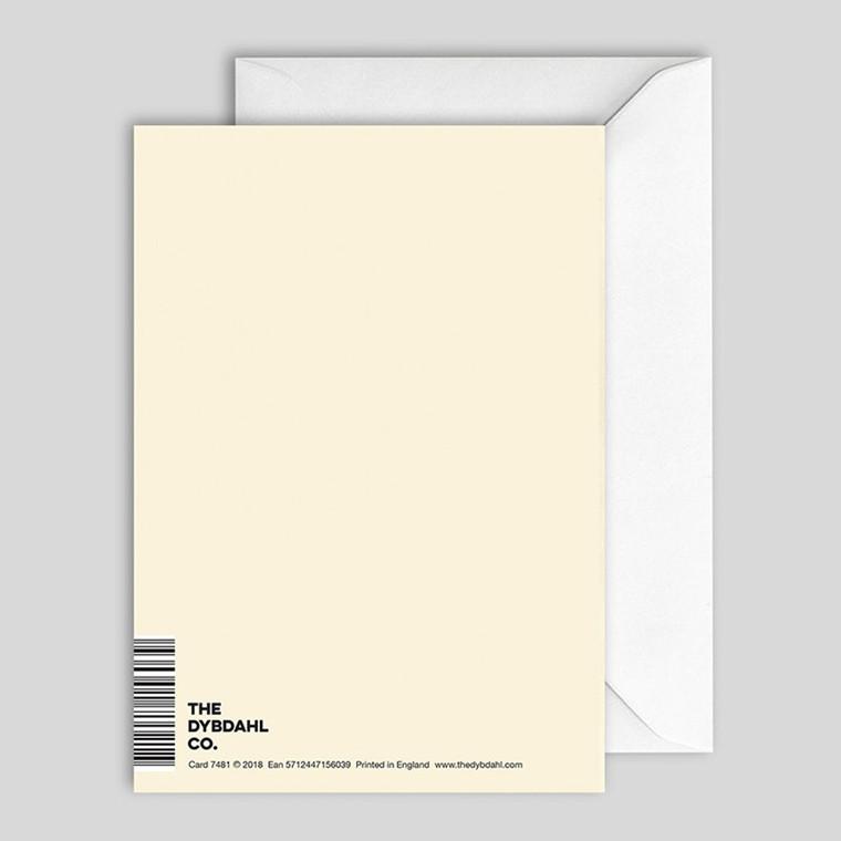 The Dybdahl Co. Cereus Greeting Card