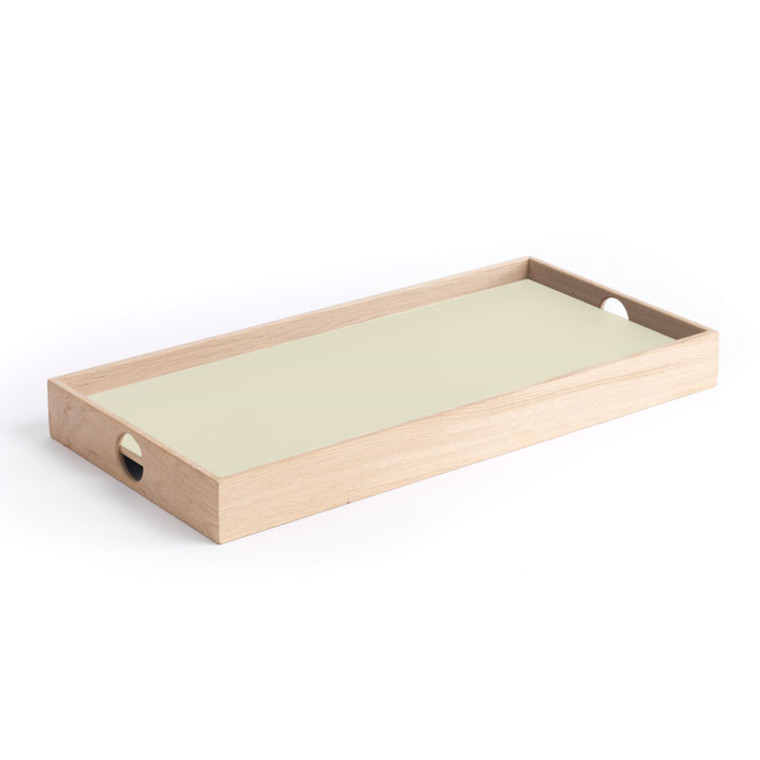 The Oak Men Flip Tray Small Dark Green/Yellow