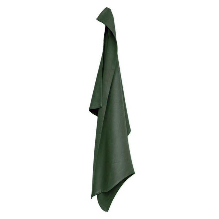 The Organic Company Kitchen Towel Dark Green