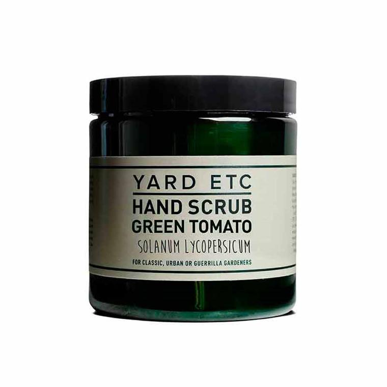 Yard Etc Scrub Green Tomato