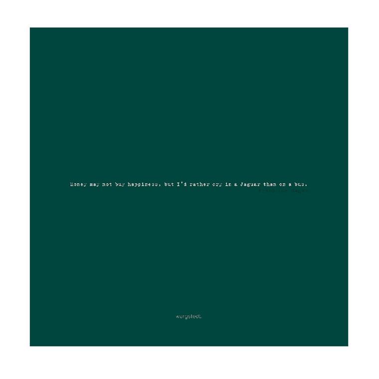 Wargstedt Dark Green Plakat