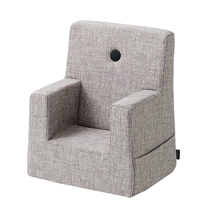 By KlipKlap Kids Chair Multi Grey W. Grey