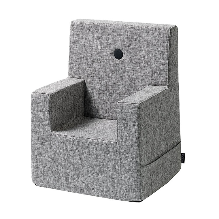 By KlipKlap Kids Chair XL Multi Grey W. Grey