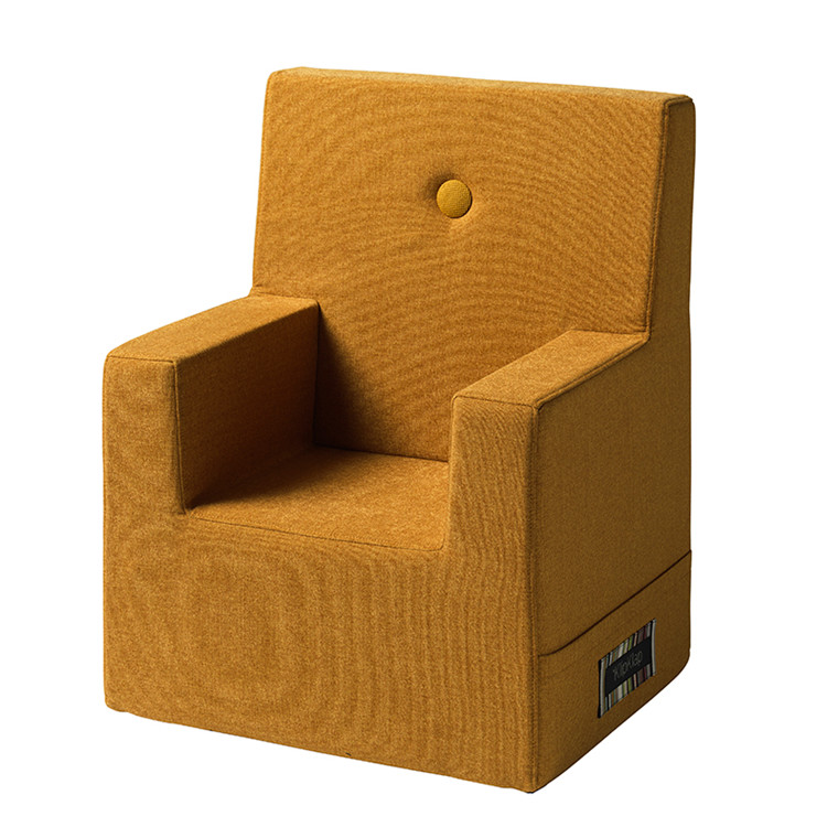 By KlipKlap Kids Chair XL Mustard W. Mustard
