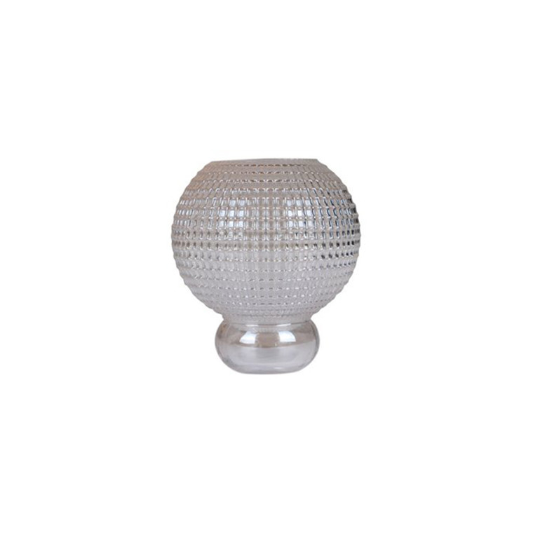 Specktrum Savanna Vase Round Small Clear