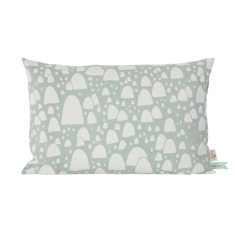 Ferm Living Mountain Tops Cushion