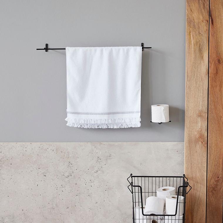 House Doctor Add Toiletpapirholder Jern