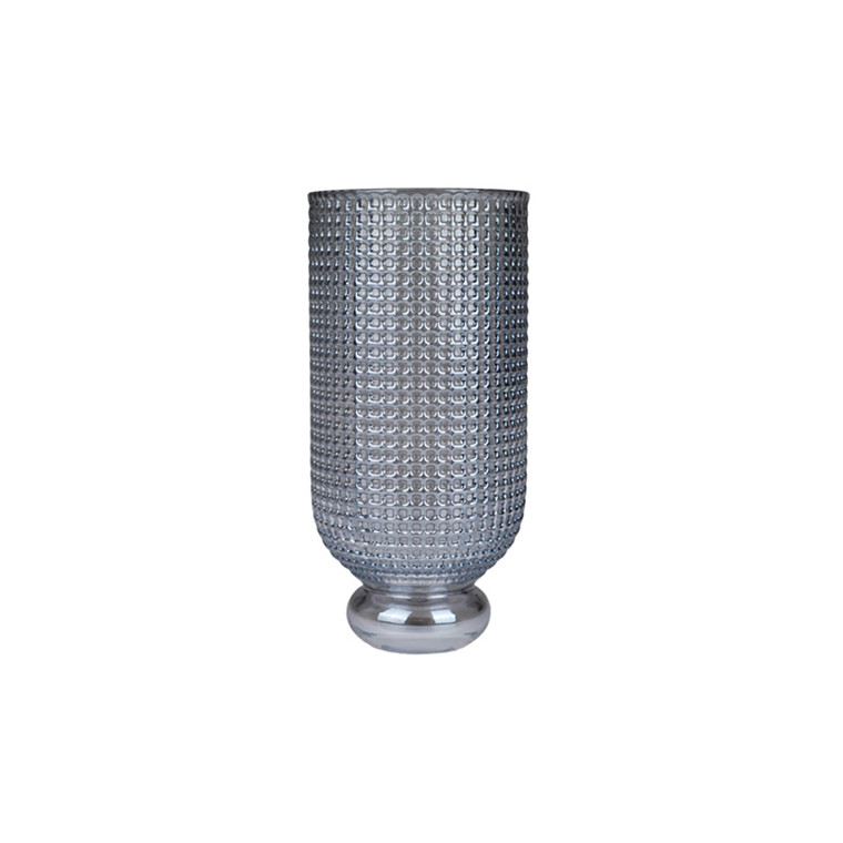 Specktrum Savanna Vase Cylinder Small Grey