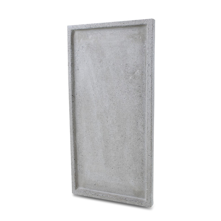 Stuff Concrete Tray Grey