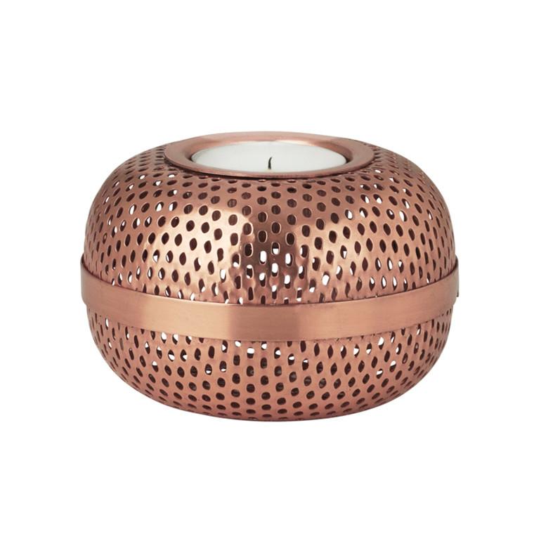 Louise Roe Hilda Metal Light Copper