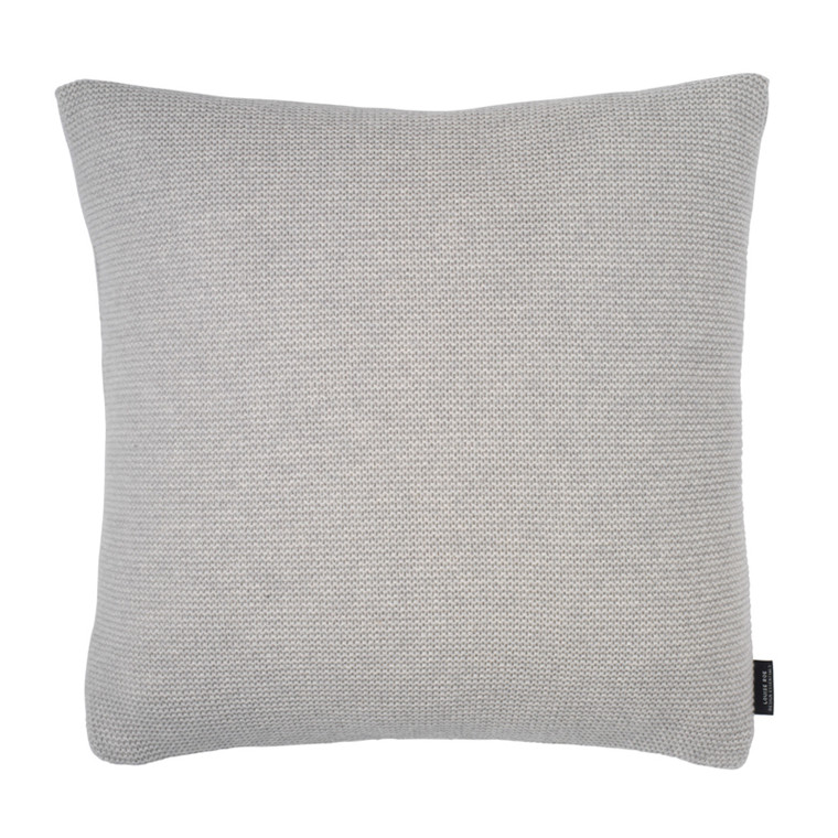 Louise Roe Simple Cushion Light Grey