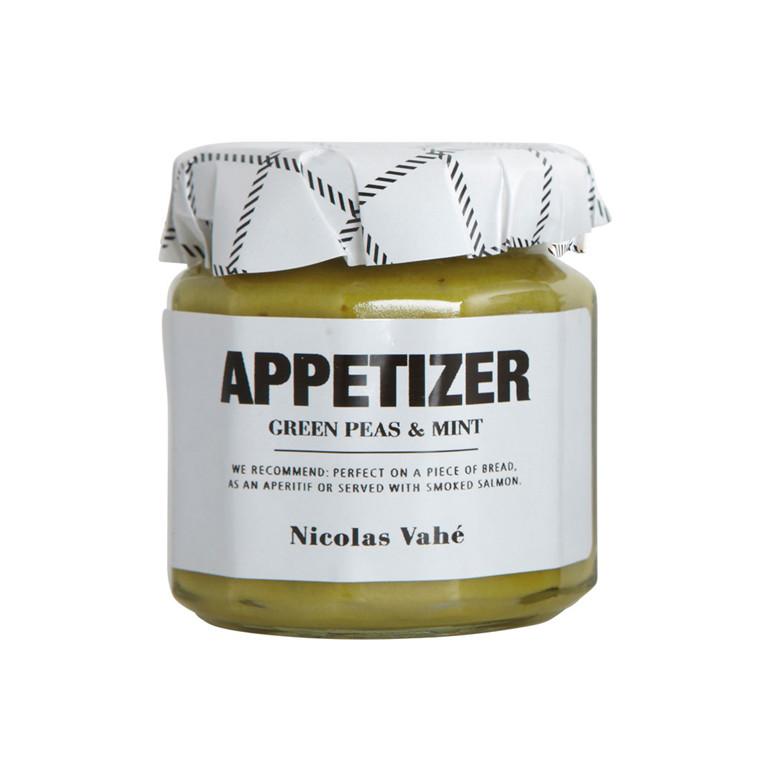 Nicolas Vahe Appetizer ærter & mynte