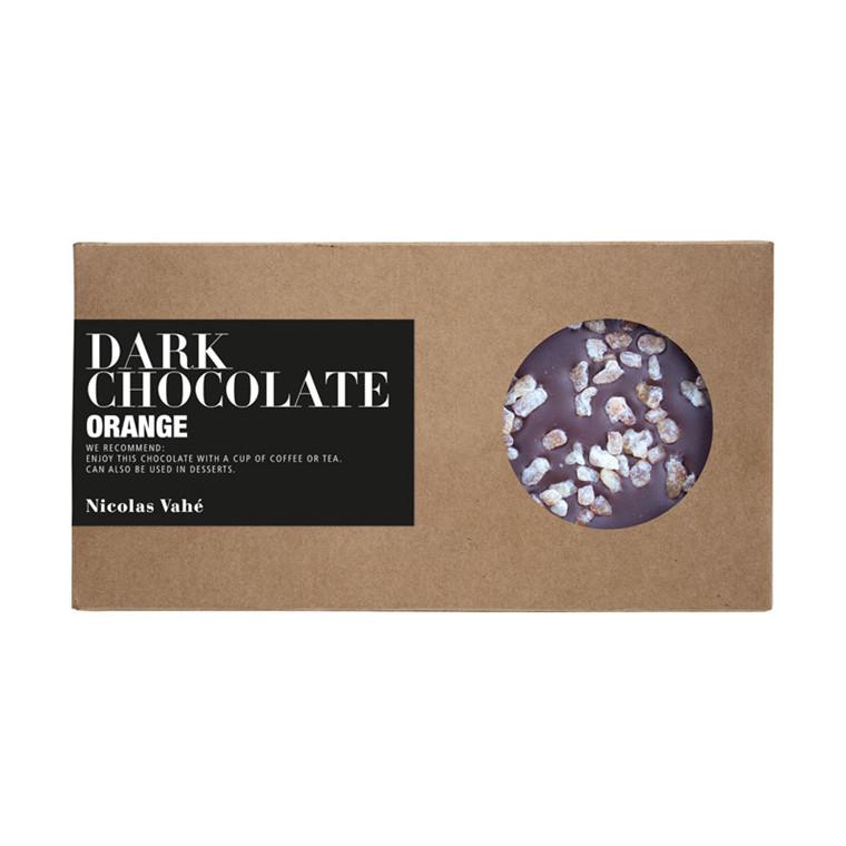 Nicolas Vahé Mørk chokolade med appelsin