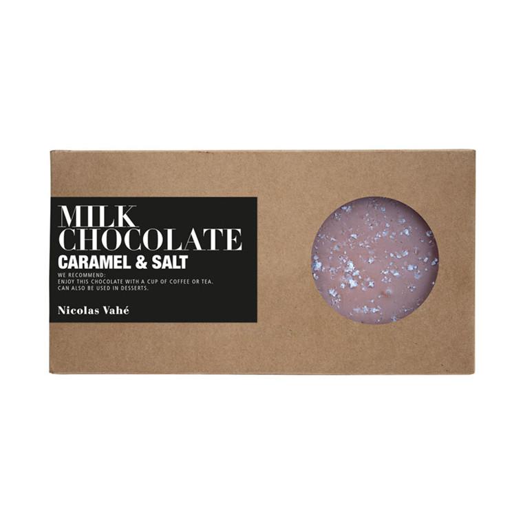 Nicolas Vahé Lys chokolade karamel & havsalt