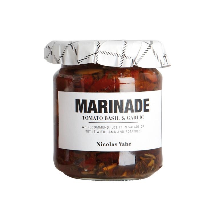 Nicolas Vahè Marinade Tomat, Basilikum & Hvidløg