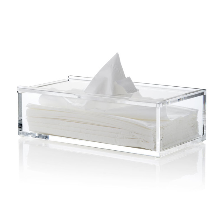 Nomess Clear Tissue Holder